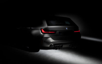 A new dimension of dynamics: BMW M GmbH begins test drives with the first BMW M3 Touring.